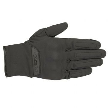 Alpinestars C-1 v2 Windstopper Gore-Tex Mens Motorcycle Motorbike Gloves Black